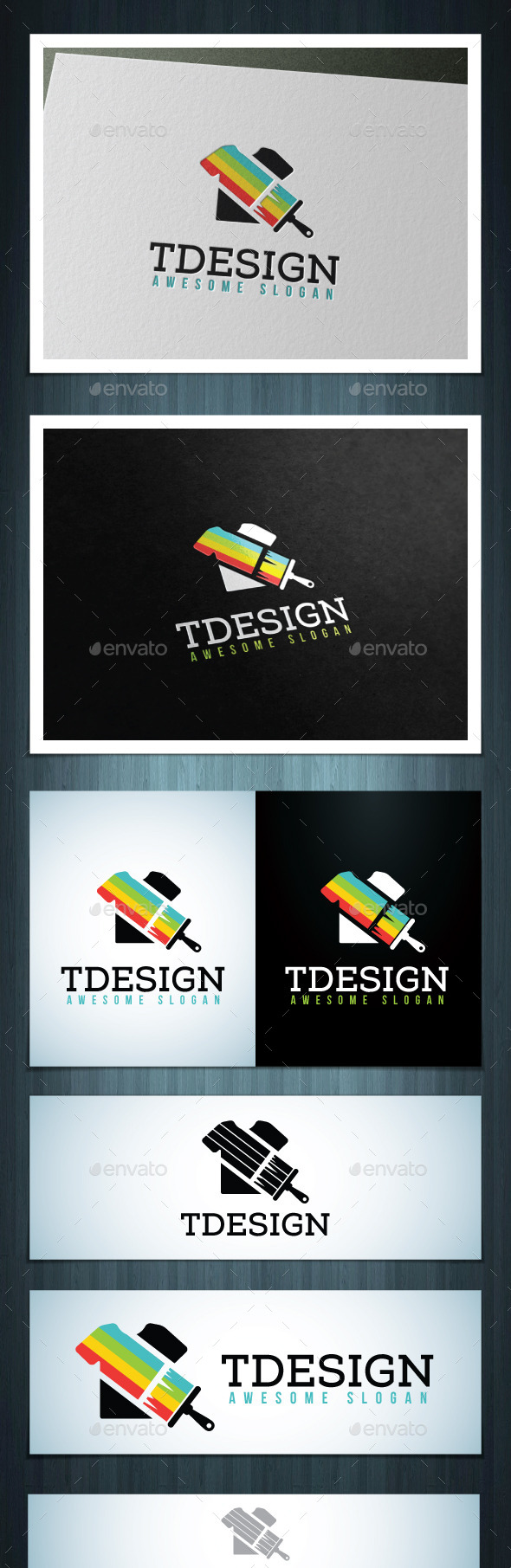 TDesign - Vector Abstract