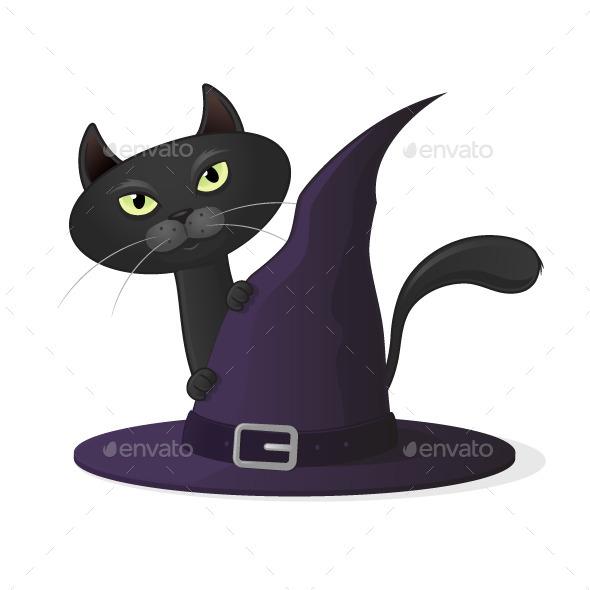 Halloween Cat - Halloween Seasons/Holidays