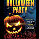 Halloween Party Flyer - GraphicRiver Item for Sale