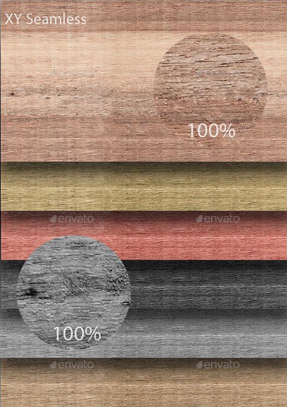 Seamless Wood Textures - Wood Textures