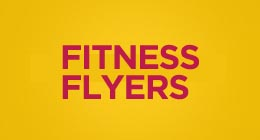 Fitness Gym Flyers