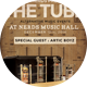 The Tube Music Flyer - GraphicRiver Item for Sale