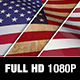 US Flag Motion Loop - VideoHive Item for Sale