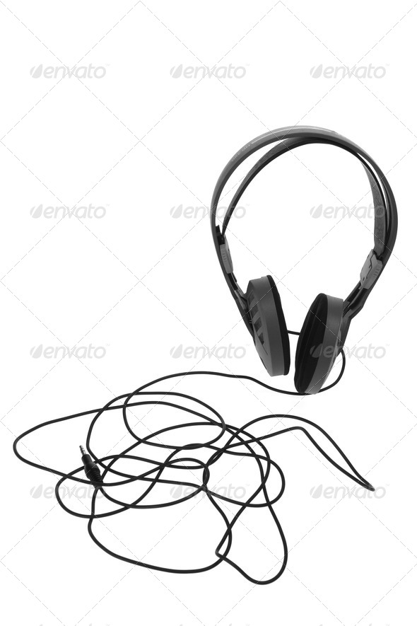 Head Phone - Stock Photo - Images