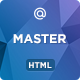 MASTER - Corporate Multipurpose HTML Template