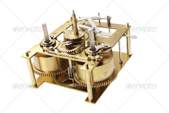 Clockwork - Stock Photo - Images