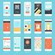 Mobile UI. - GraphicRiver Item for Sale