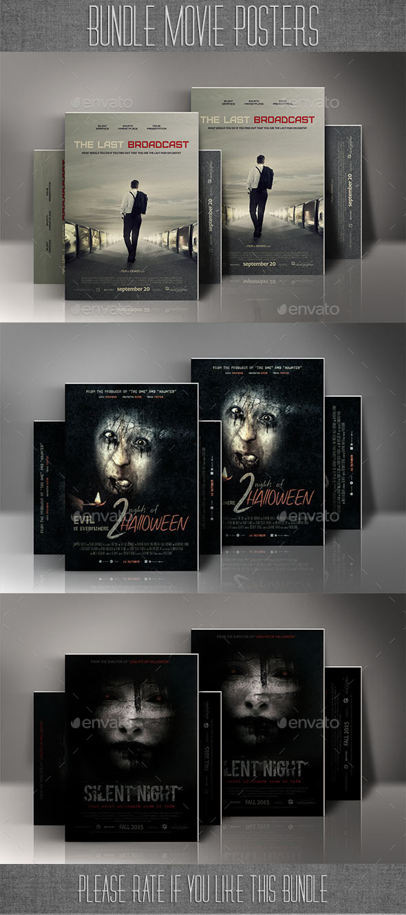 Bundle Movie Posters