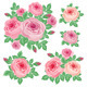 Set of Roses - GraphicRiver Item for Sale