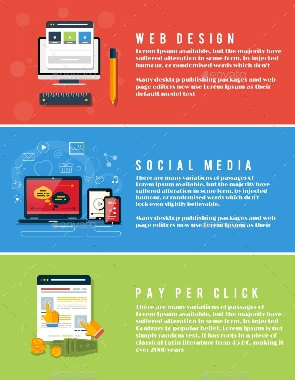 Web Design, Pay Per Click, Social Media - Web Technology