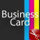 RetroColours Business Card - GraphicRiver Item for Sale