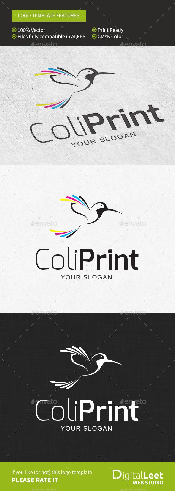 Coliprint - Logo Template - Animals Logo Templates
