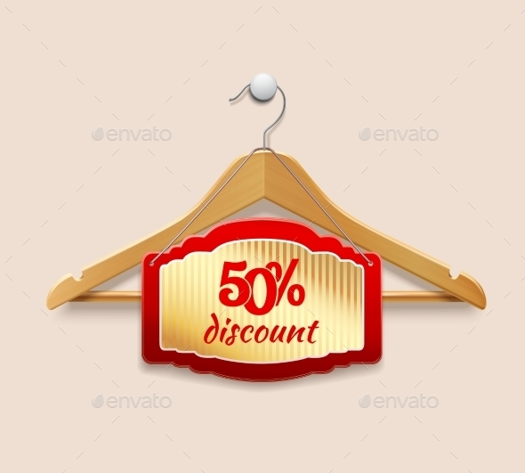 Clothes Hanger Discount - Retail Commercial / Shopping