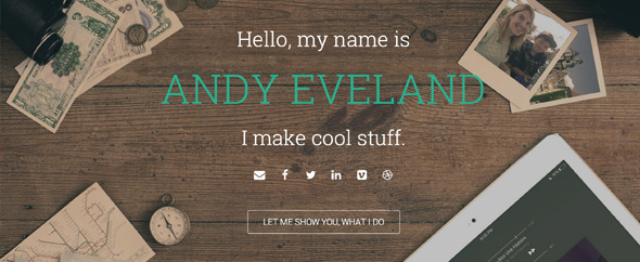 Andy eveland home