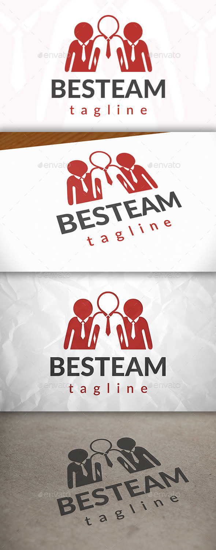 Team Logo - Humans Logo Templates