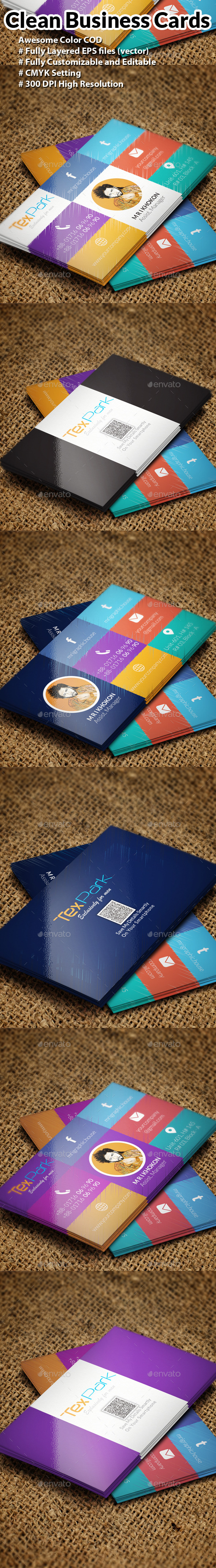 Modern Creative Business Card  - Creative Business Cards