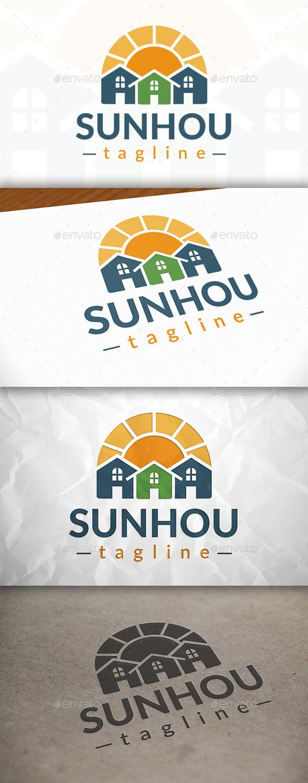 Home Natural Logo - Buildings Logo Templates