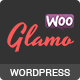 Glamo - Responsive WordPress Ecommerce Theme Nulled
