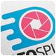 Photo Splash Logo Template - GraphicRiver Item for Sale