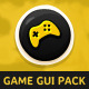 Shadow Game Assets: GUI Pack - GraphicRiver Item for Sale