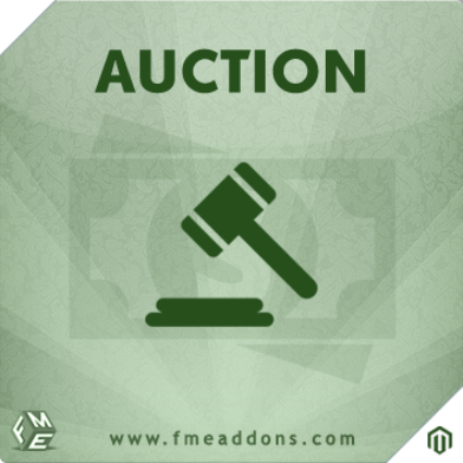 Magento Auction & Bidding Extension By FmeAddons