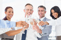 Business workers having a party and celebrating - PhotoDune Item for Sale