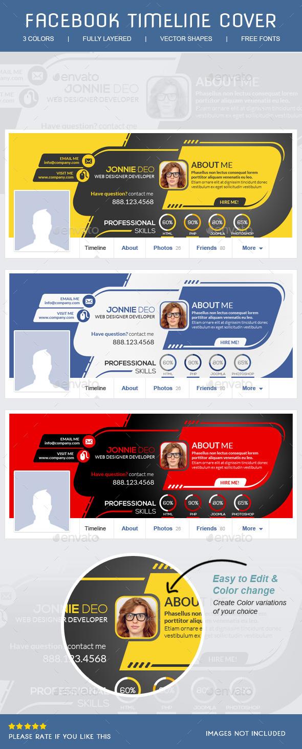 Developer Designer Facebook Timeline Covers - Facebook Timeline Covers Social Media