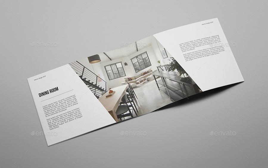 A5 interior design brochure catalog by giantdesign for Interior brochure designs