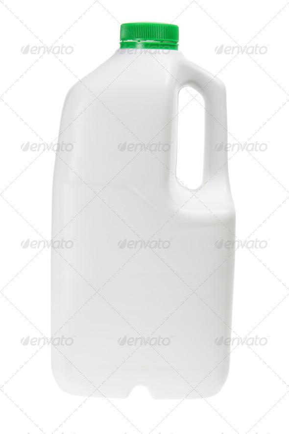 Plastic Bottle - Stock Photo - Images