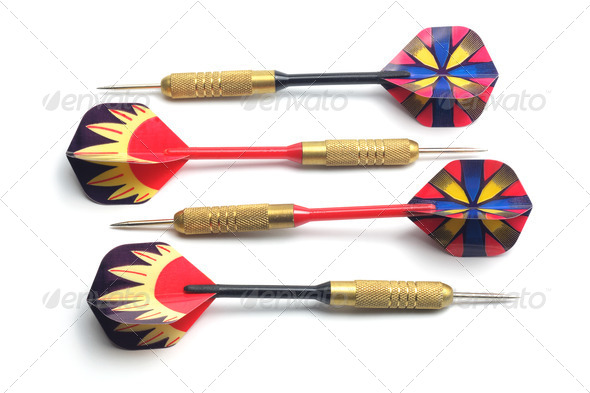 Darts - Stock Photo - Images