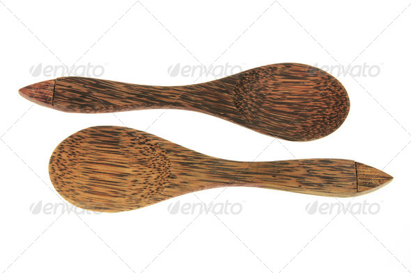 Wooden Spoons - Stock Photo - Images
