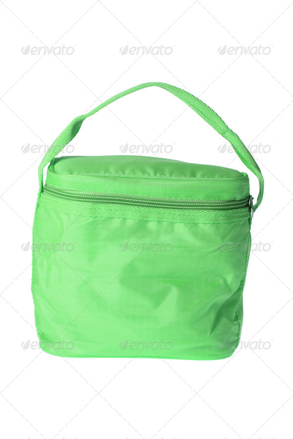 Cooler Bag - Stock Photo - Images