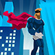 Superhero - GraphicRiver Item for Sale