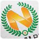 Natural Brand Logo Template
