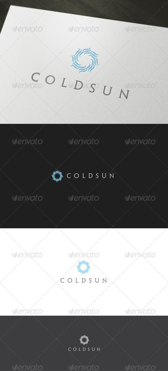 Abstract Sun - Vector Abstract