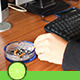 Using Computer And Smoking - VideoHive Item for Sale