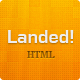 Landed! HTML Nulled