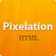 Pixelation - ThemeForest Item for Sale