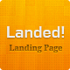 Landed! - ThemeForest Item for Sale
