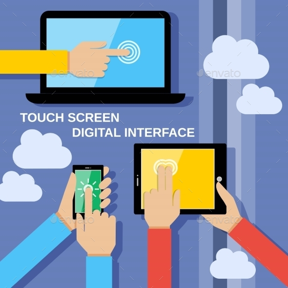 Touch Screen Gadgets - Computers Technology
