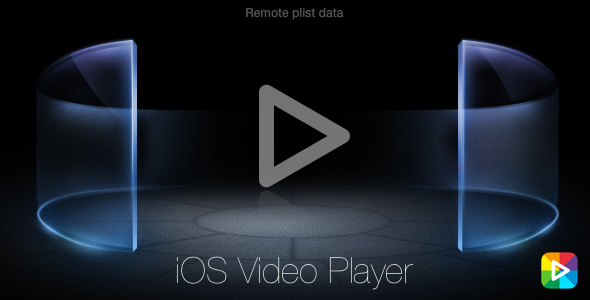 iOS10 Video Player - CodeCanyon Item for Sale