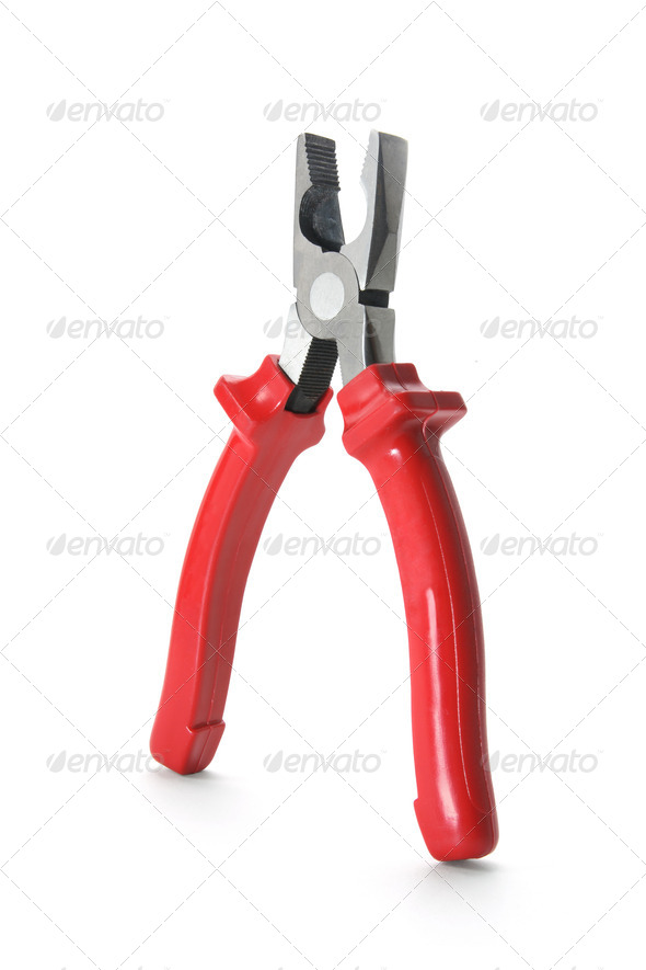 Plier - Stock Photo - Images