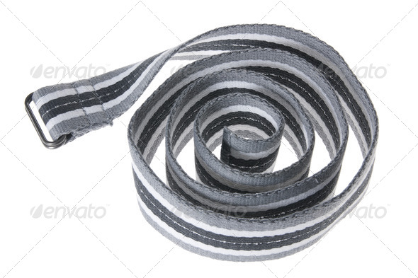 Canvas Belt - Stock Photo - Images