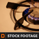 """Old Stove Burner 1"" 1920x1080 HD Stock Footage - VideoHive Item for Sale"
