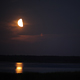 Liepaja Lake. Moon Rising. Time Lapse. - VideoHive Item for Sale