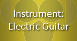 Instrument Electric Guitar