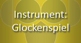 Instrument Glockenspiel