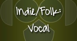 Indie Folk Vocal