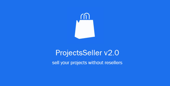 Projects Seller v2.0 - Pay to download - CodeCanyon Item for Sale
