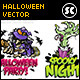 Halloween Vector Illustration - GraphicRiver Item for Sale
